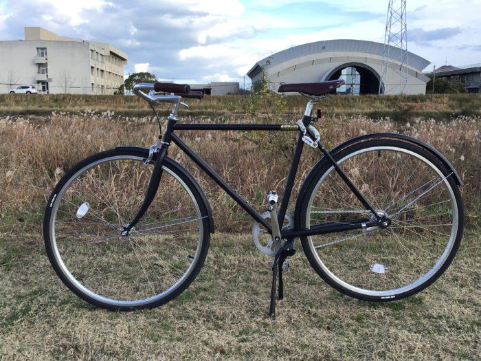 僕の自転車バーリントン