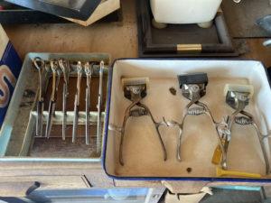 三木の家:古道具屋さんにきてもらう 編